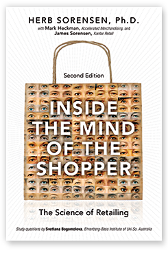 Buy it now at Amazon: Inside the Mind of the Shopper Second Edition