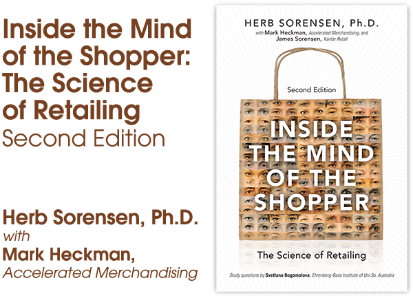 Buy it now at Amazon: Inside the Mind of the Shopper, Second Edition
